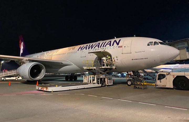 ハワイアン航空、羽田再開 東京-ホノルル毎日運航