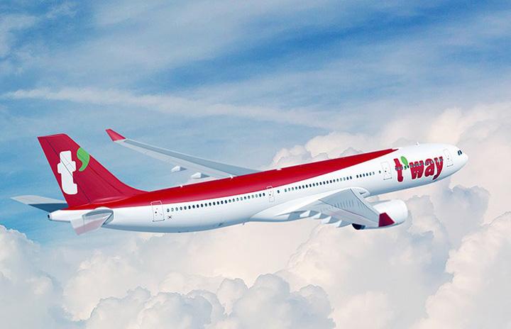 ティーウェイ航空、A330導入へ ホノルルやクロアチア、長距離参入