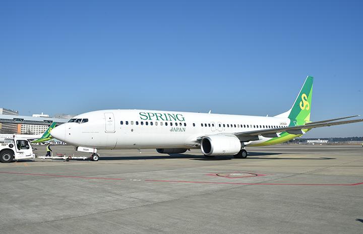 春秋航空日本、国内3路線週末のみ継続 夏ダイヤ