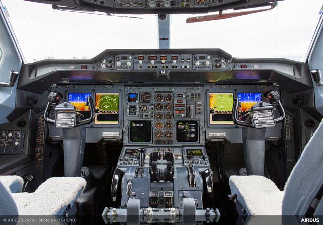 エアバス、A300貨物機のコックピット近代化 UPSに改修初号機