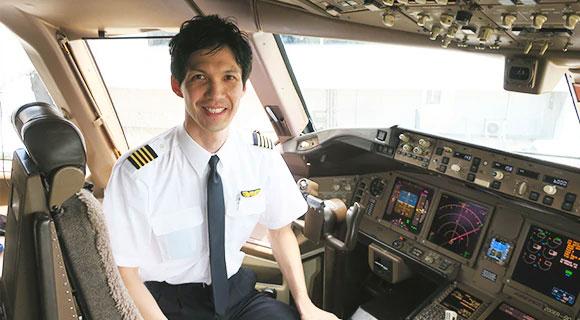 ANAセールス、Zoomでパイロットの航空教室