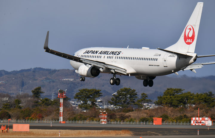JAL、東北臨時便24日まで4路線 新幹線全線再開で