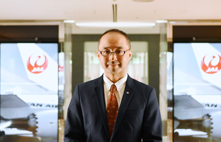 仙台から1時間かからない山形空港活用 特集・航空関係者の3.11(1)JAL 川瀬雄大さん