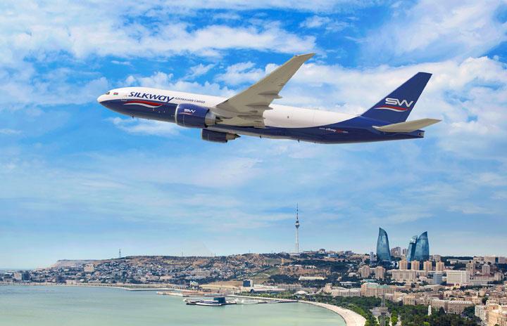 シルクウェイ・ウエスト航空、777Fを5機発注 貨物需要拡大で