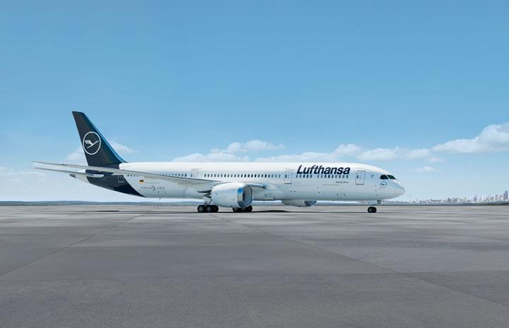 ルフトハンザ、A350-900と787-9追加発注 787は未納入機買い付け