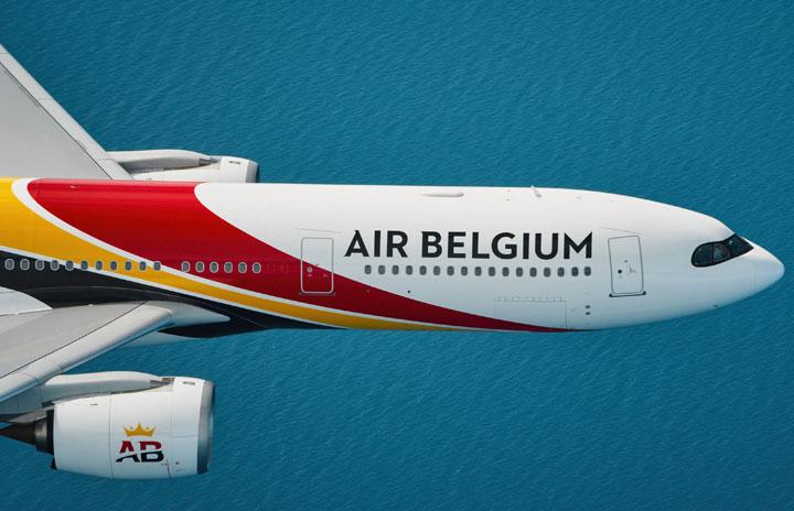 エア・ベルギー、A330neo初受領 A340置き換え thumbnail